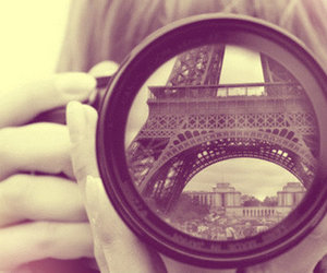 beautiful, eiffel tower, and gorgeous image