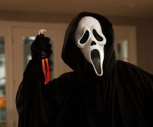 scream and horror image