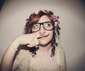 gender, hipster, and indie image