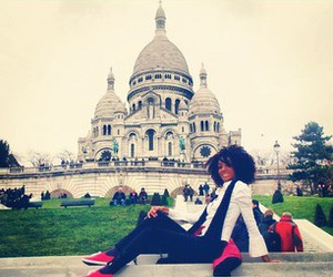 beautiful place, france, and montmartre image