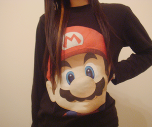 awesome, sweater, and girl image