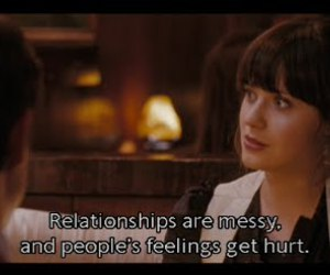 500 Days of Summer, quote, and Relationship image