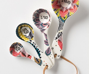 measuring spoons and Anthropologie image