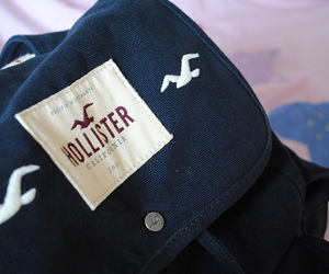 hollister, backpack, and photography image
