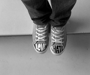 all, converse, and hate image