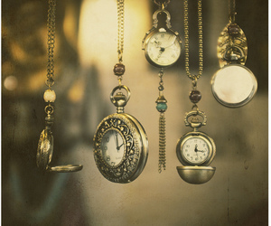 watch, clock, and time image