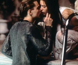 romeo and juliet, kiss, and leonardo dicaprio image