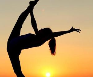 sun, ballet, and dance image