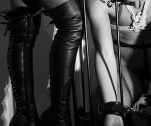 femdom, fetish, and submission image