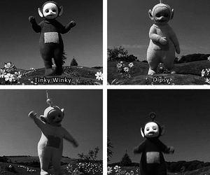 teletubbies and po image