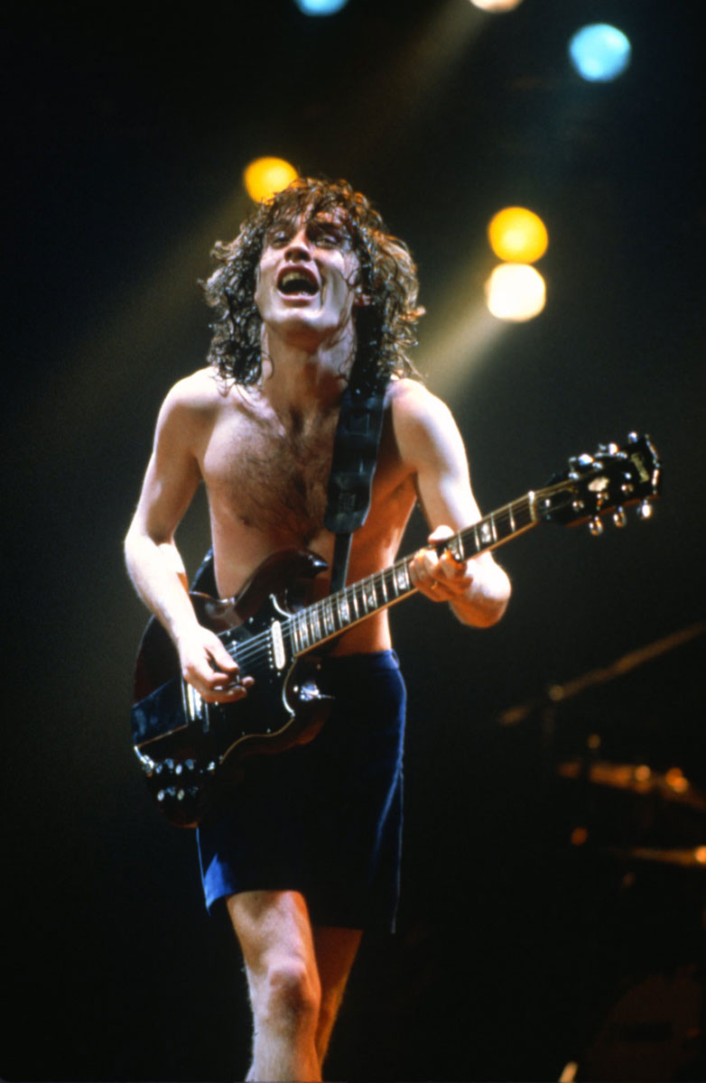 Acdc 1980s Photos The Official Acdc Site On We Heart It