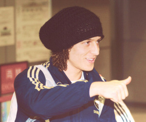 david luiz and Chelsea image