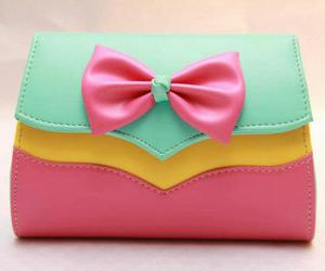 fashion, cute, and bag image