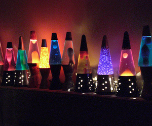 lava lamp and lava lamps image