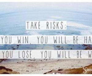 risk taking and legit quotes image