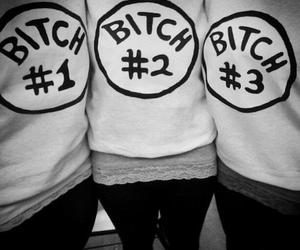 bitch and friends image