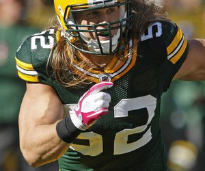wisconsin, green bay packers, and clay matthews image