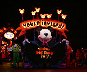 disney and Halloween image