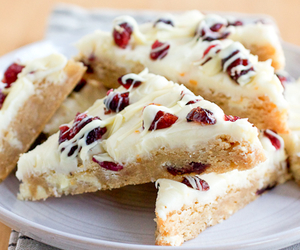 sweet, cranberry, and food image