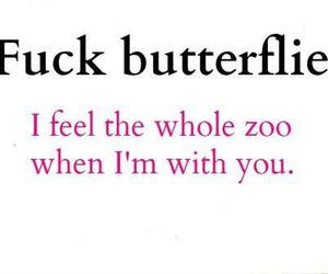 butterflies, text, and truth image