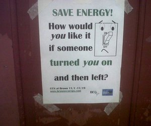 funny, energy, and turn on image