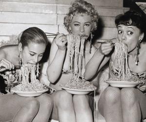 retro, vintage, and food image
