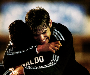 brazil, real madrid, and bromance image