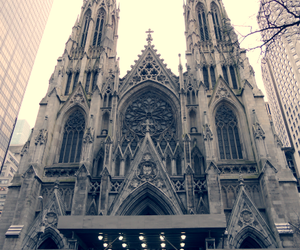 church, new york, and nyc image