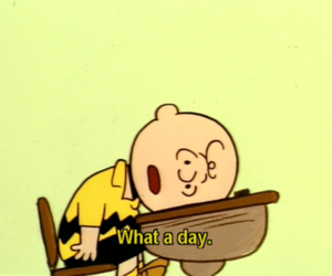 cartoon, charlie brown, and quote image