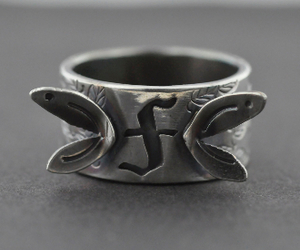 ring, clary fray, and the mortal instruments image