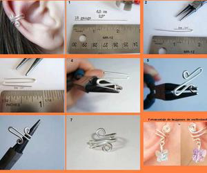 diy and earring image