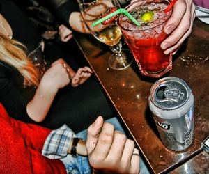drink, alcohol, and fun image