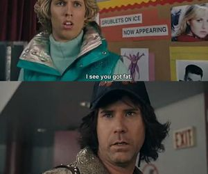 funny, blades of glory, and lol image