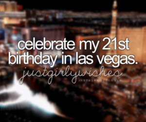 girl, Las Vegas, and vacation image