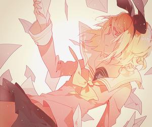 vocaloid, kagamine rin, and anime girl image