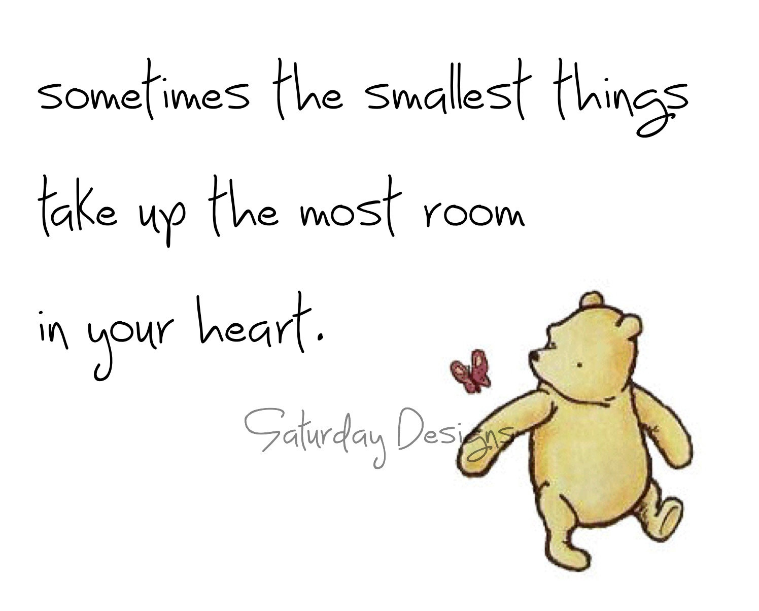 Quotes From Winnie The Pooh About Friendship Fascinating Winnie The Pooh Discoveredlonneke Looije On We Heart It