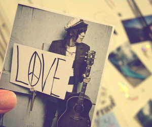 christofer drew, love, and nevershoutnever image