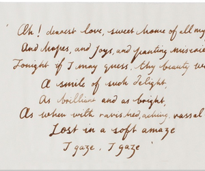 poem, poetry, and romantic image