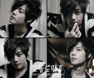 handsome, heart, and kim hyun joong image