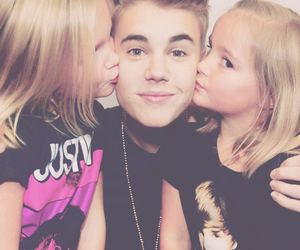 justin bieber, beliebers, and kiss image