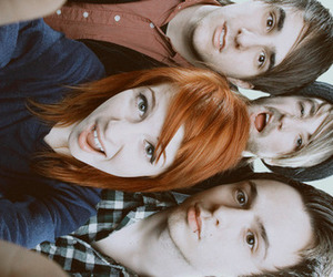hayley williams, zac farro, and jeremy davis image