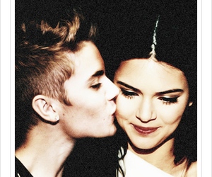 justin bieber, icon, and kendall jenner image