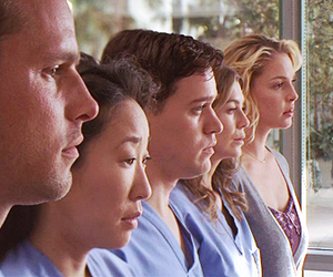 cristina yang, izzie stevens, and grey's anatomy image