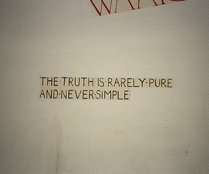 truth, quote, and pure image