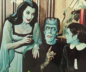 monster, the munsters, and Halloween image