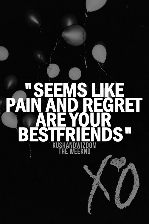 the weeknd quotes uploaded by Denait on We Heart It