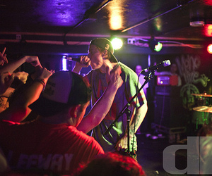 band, vocals, and the story so far image