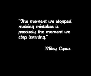 interview, miley cyrus, and quote image
