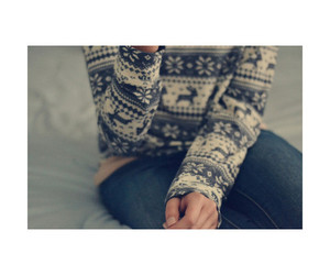 cold, outfits, and sweater image