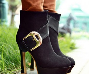 booties, fashion booties, and cheap booties image